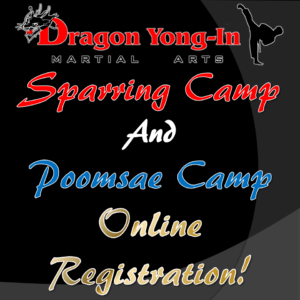 Summer Sparring/Poomsae Camp